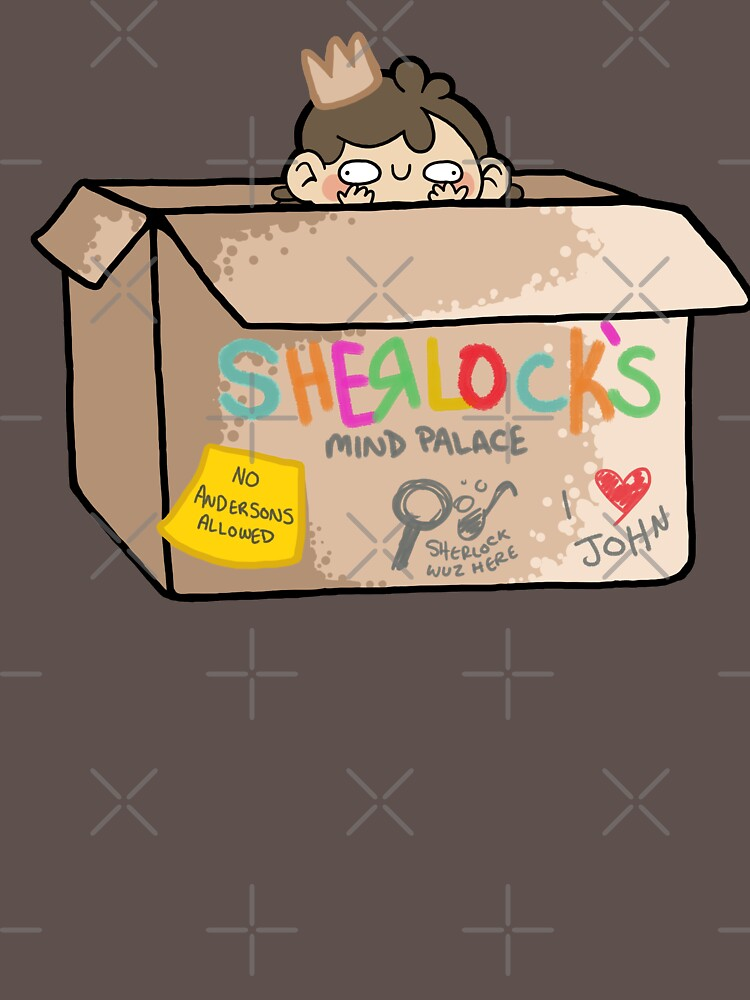 Sherlock's Mind Palace by geothebio