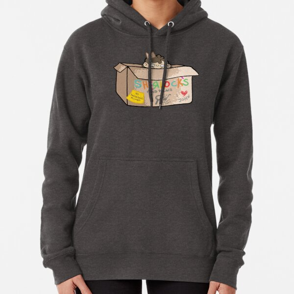 Sherlock's Mind Palace Pullover Hoodie