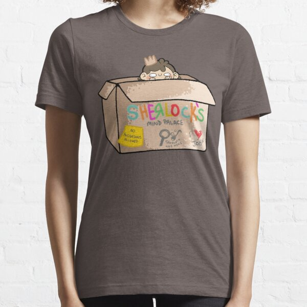 Sherlock's Mind Palace Essential T-Shirt