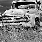 Old Truck by WalkingFish