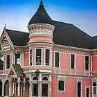 The Pink Lady, Eureka, California, USA by Bryan D. Spellman
