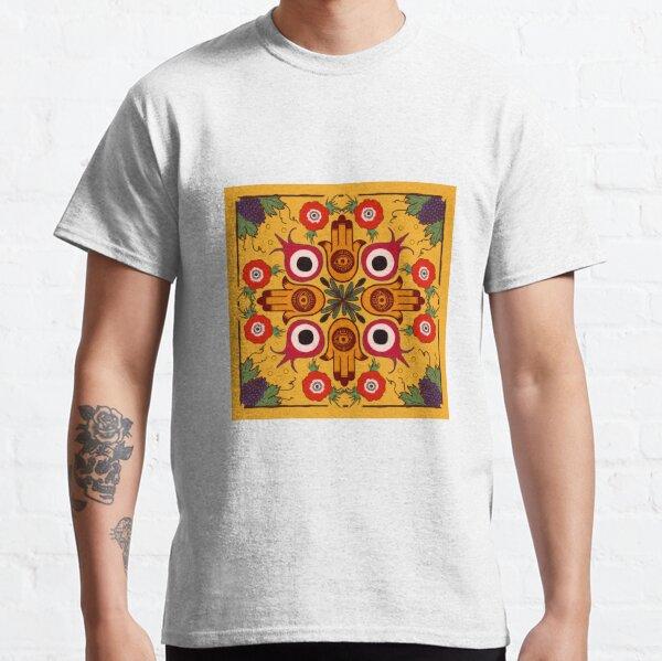 Bounty of Palestine- yellow Classic T-Shirt