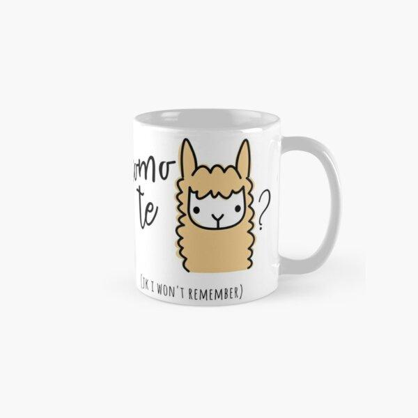 como te llama Classic Mug