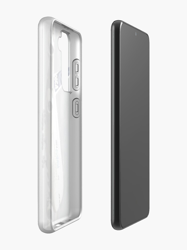 Alternate view of A380 Case & Skin for Samsung Galaxy