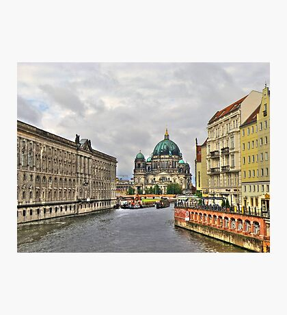 Berliner Dom Germany Photographic Print