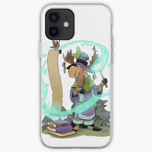 Moose Mage iPhone Soft Case