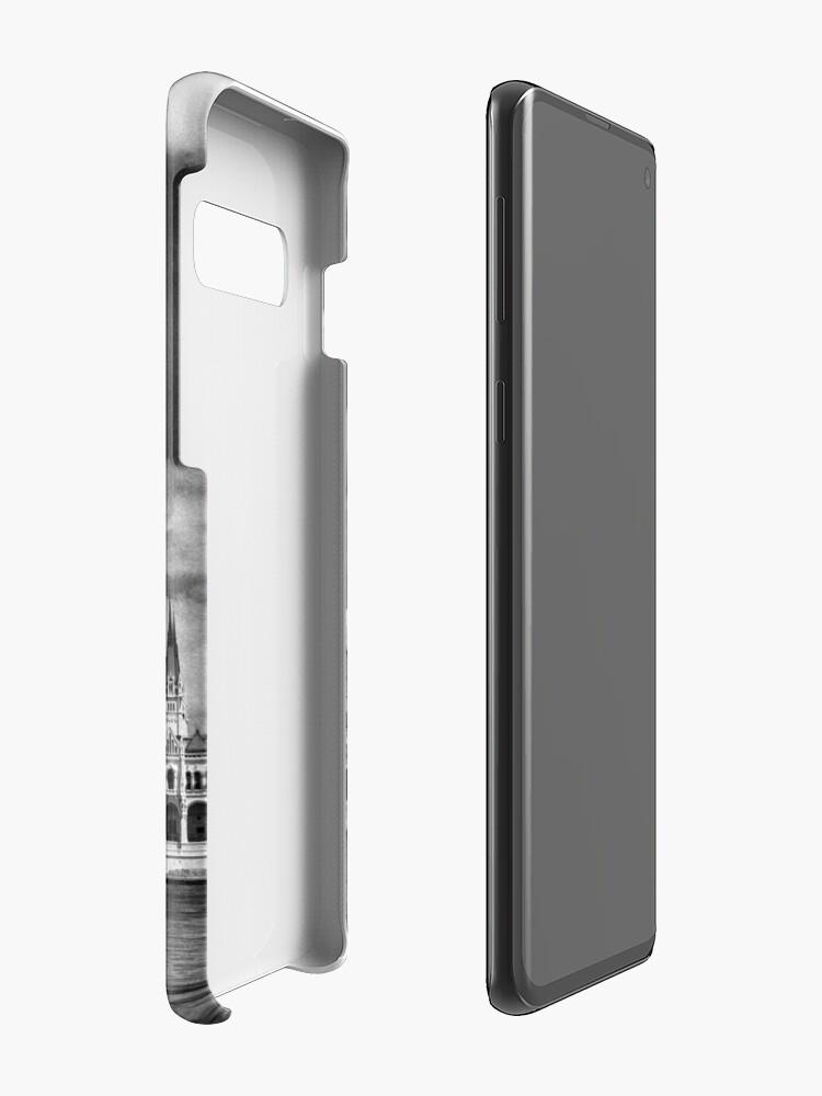 Alternate view of Országház Case & Skin for Samsung Galaxy