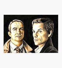 Law and Order UK Photographic Print