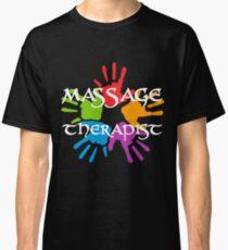 Massage Therapist Classic T-Shirt