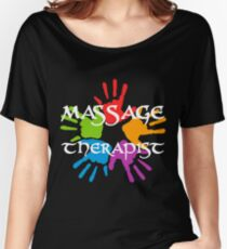 Massage Therapist Women's Relaxed Fit T-Shirt