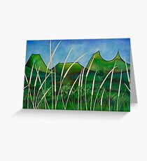 GlassHouse from Wildhorse Greeting Card