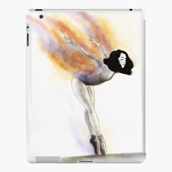 The artistic calling iPad Snap Case