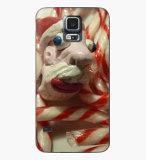 Santa Claus of Fimo Case/Skin for Samsung Galaxy
