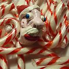 « Père Noël de Fimo » par Martin Boisvert