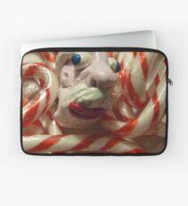 Santa Claus of Fimo Laptop Sleeve