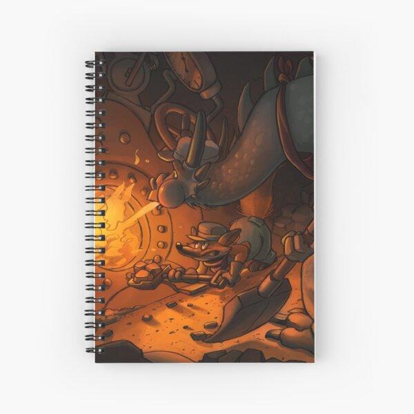 Engin-ears Spiral Notebook