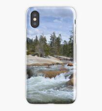 Head of Nevada Falls iPhone Case/Skin