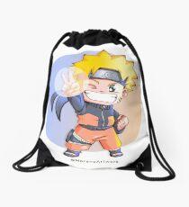 Anime Ninja boy  Drawstring Bag