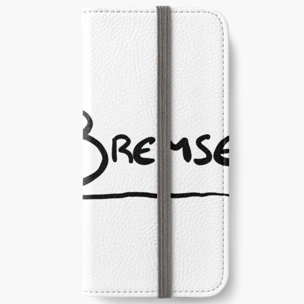 Spaßbremse iPhone Flip-Case