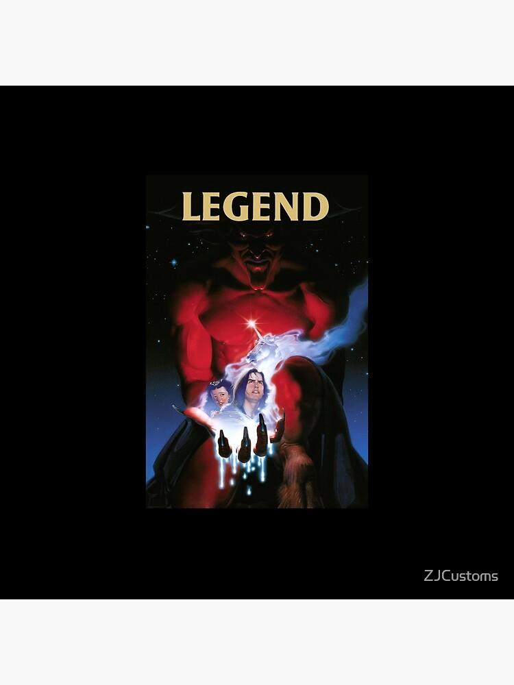 Legend Movie Poster by ZJCustoms