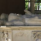 Tomb of Heloise and Abelard, Pere Lachaise, Paris by BronReid