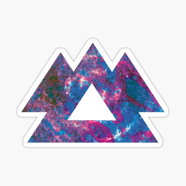 Trippy Wakaan Sticker