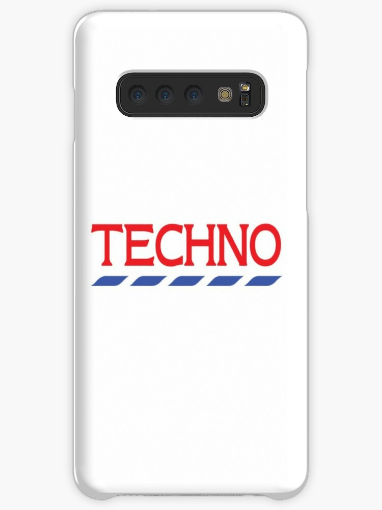 buy online 70dbd 10a29 'Techno Tesco T-Shirt' Case/Skin for Samsung Galaxy by Gabber Generation