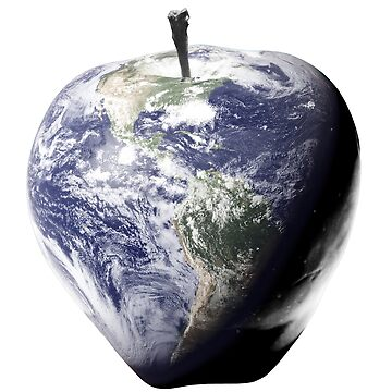 Big Apple, Earth, NYC, Healthy Planet, Nutrition, Fitness, IPhone Home by worn