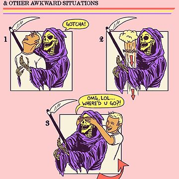 How To Escape Death by wytrab8