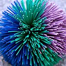 Koosh Ball Abstract by SteveOhlsen