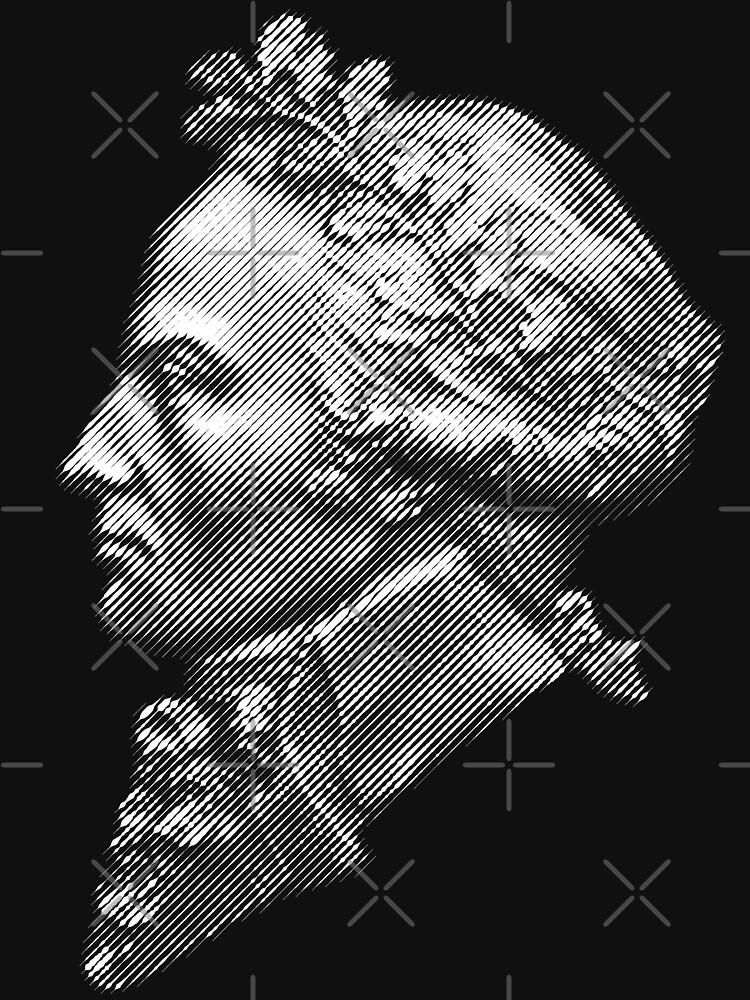 Maximilien  Robespierre  by kislev