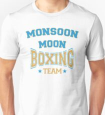 The Mighty Boosh – Monsoon Moon Boxing Team Unisex T-Shirt