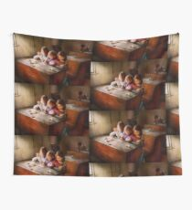Teacher - Classroom - Education can be fun  Wall Tapestry