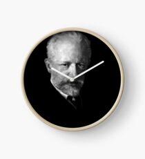 composer Tchaikovsky Clock