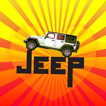 Jeep Cosmic  by DBnation