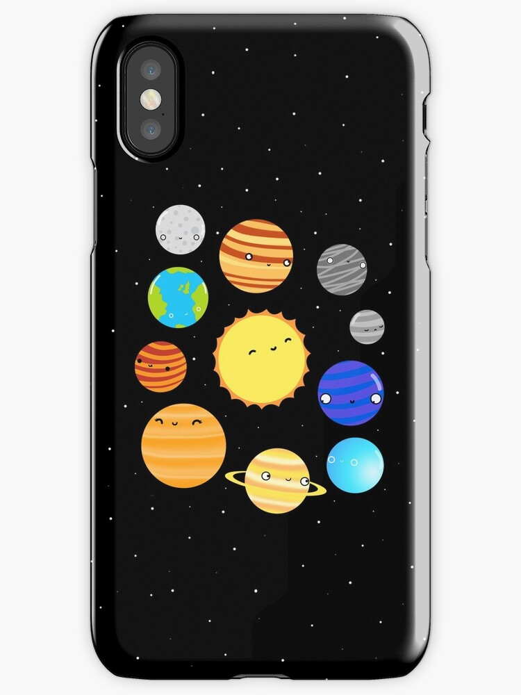 solar system iphone xr case - photo #23