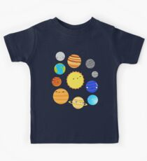 The Solar System Kids Clothes