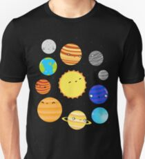 Das Sonnensystem Slim Fit T-Shirt