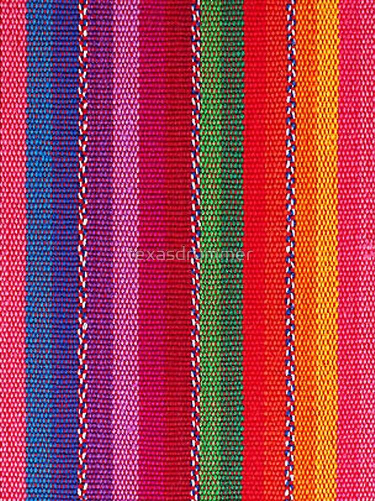 Mexican Pattern by texasdrummer