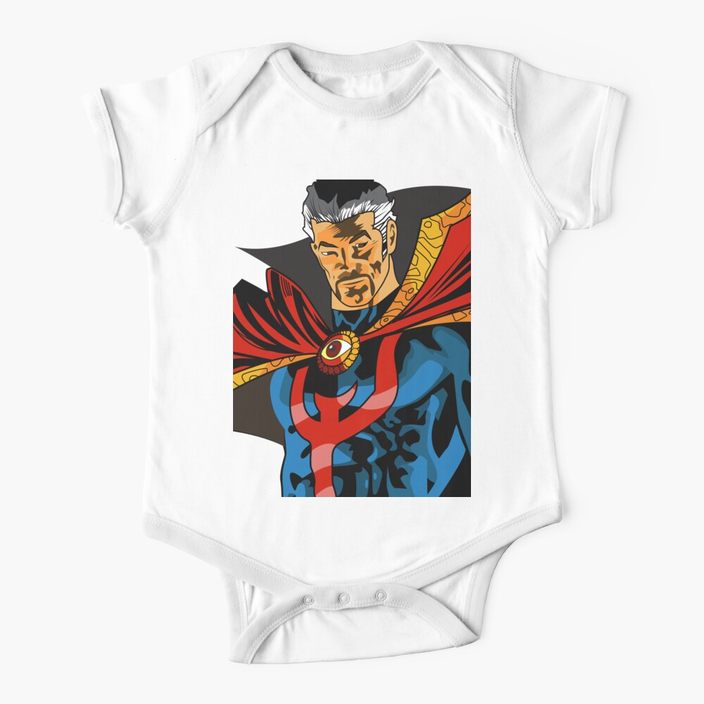 Dr. Doctor Strange Baby One-Piece