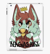 Team Nagasaki iPad-Hülle & Klebefolie
