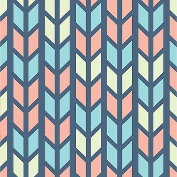 Pastel Living Coral Pattern Phone Case by amethystdesign
