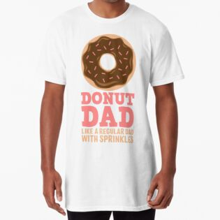 d0351f3e Donut Dad father gift sweet funny saying