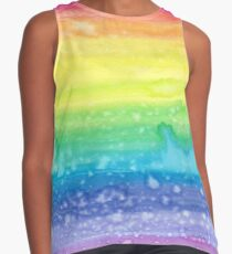 I Believe in Magic Contrast Tank