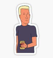 Boomhauer Sticker