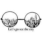 Lass uns die Stadt sehen von micksteeze