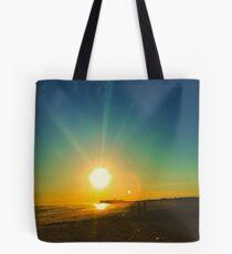 Autumn Sunset Tote Bag