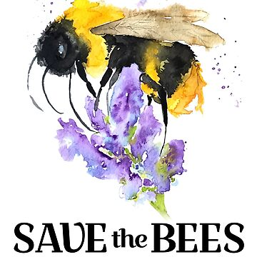 Save the Bees by jstunkard