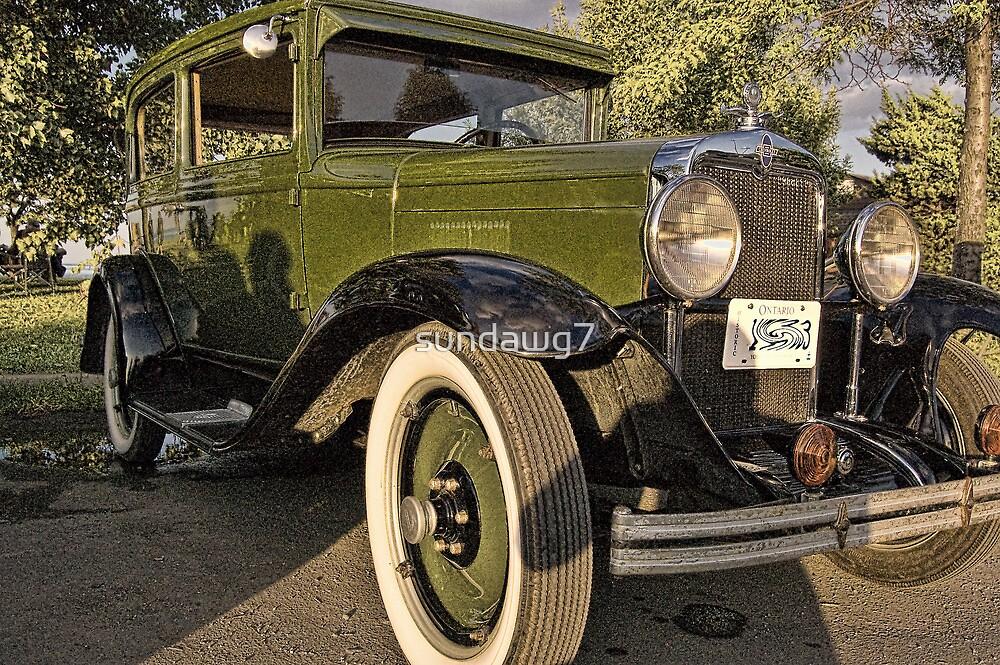 1929 Chev by sundawg7