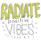 Positive Stimmung ausstrahlen von micksteeze